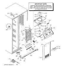 ge refrigerator b series parts model dshf6vgbccbb sears
