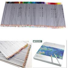 Best Resume Paper Fedex by New Marco 48 Color Art Drawing Oil Base Non Toxic Pencils Set For
