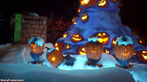 haunted mansion holiday 2013 on ride disneyland youtube
