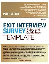 exit interview template exit interview form template sample form