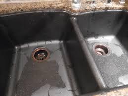 how to clean a granite composite sink at margareta u0027s haus