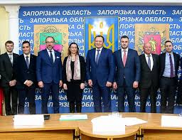 chambre de commerce 93 egis representatives visited zaporizhia region to start a