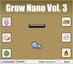grow nano vol 3 walkthrough tips review