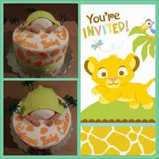 lion king theme cakecentral com