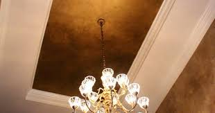 nice metallic ceiling dramatic powder rooms with metallic ceilings