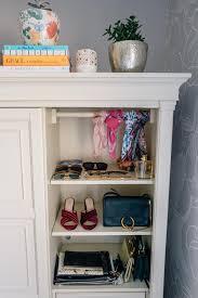 storage ideas when you don t have closet space jess ann kirby hidden bedroom storage