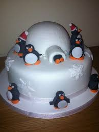 437 best penguin cakes images on pinterest penguin cakes