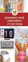 Wall Calendar Organizer 18 Diy Planners And Calendars For New Year U0027s Organizing Thegoodstuff