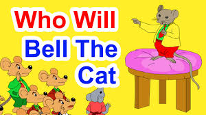 who will bell the cat story in english english stories moral