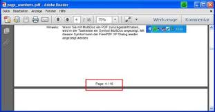 Count Number Of Pages In Pdf Itext Vb Ghostscript Pdf Weekend Hd