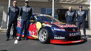 opel commodore v8 video red bull holden commodore v8 supercar is now a drift beast 0