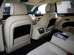 bentley mulsanne white interior bentley mulsanne for hire across london