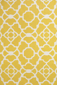 Bathroom Rugs At Walmart by Amalfi Collection Hand Hooked Wool Area Rug In Yellow And White By