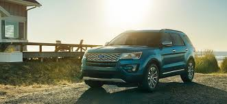 Ford Explorer Towing Capacity - 2017 ford explorer for lease near dallas tx prestige ford