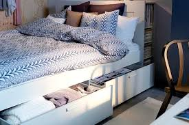 Brimnes Ikea Bed Brimnes Bed Frame With Storage Double Furniture Source Philippines