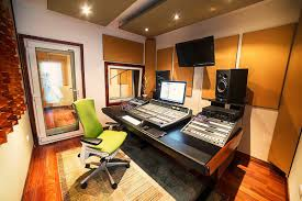 green road recording studio