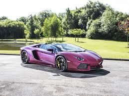 2013 Lamborghini Aventador - stock tom hartley jnr