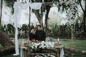 Wedding Album The Pre Wedding Album Of Kahiyang Ayu And Bobby Nasution