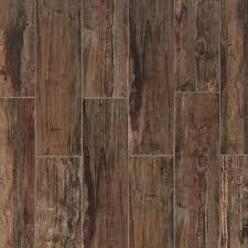 floor and decor wood tile westford brown wood plank porcelain tile 6 x 24 100222082