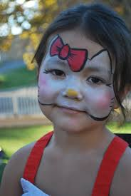 hello kitty face painting face painting u0026 body art by mc