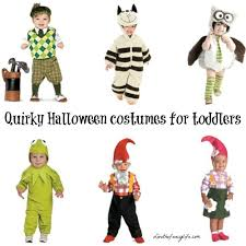 2t Halloween Costumes Boy Quirky Fun Toddler Halloween Costumes