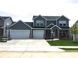 dark grey siding with white trim beautiful best gray siding ideas