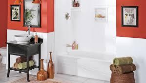 Bathtub And Shower Liners Bathtub Liners Custom Shower Wall Liners One Day Bath