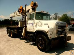 sold reduced pricing used 17 5 ton national 875b series 1989 ford
