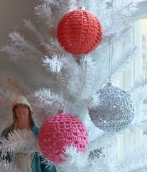 crocheted christmas crocheted christmas decorations hello craft