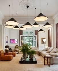 striking living room lighting ideas and ceiling lights