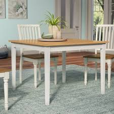 square kitchen dining tables you oak square kitchen dining tables you ll wayfair