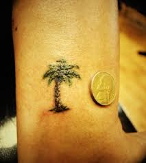 palm tree tattoomagz