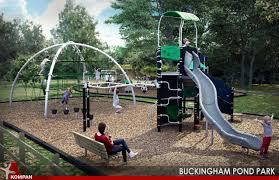 playground design provide feedback on draft playground design buckingham