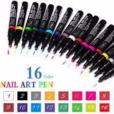 online get cheap nail paint pens aliexpress com alibaba group