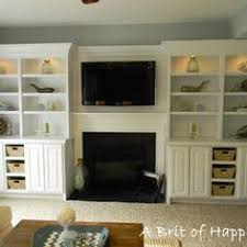 Fireplace Bookshelves by Bookcases Around Fireplace Family Room Bookshelves Around