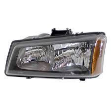2007 chevrolet silverado 1500 classic 5 3l v8 headlamp assembly