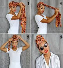 How To Dye Hair Two Colors How To Tie A Turban U2022 A Step By Step Guide U2022 Stylishlee