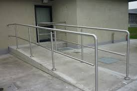 stainless steel banister rails stainless steel handrails stainless steel balcony rails ireland