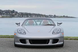 porsche carrera 2005 2005 porsche carrera gt silver arrow cars ltd