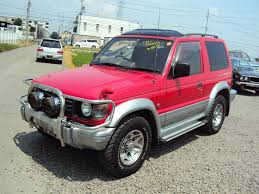 mitsubishi pajero for sale japan partner