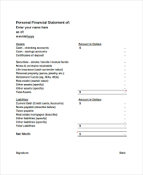 financial statement format exol gbabogados co
