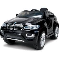 electric jeep for kids bmw x6 licensed 12v electric ride on jeep black