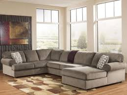 Extra Large Sectional Sofas With Chaise Furniture Grey Velvet Large Sectional Couch With Chaise And