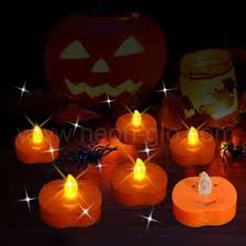 led pumpkin tea lights blow off led tea light wonderful enterprise