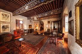 chambres château de mauriac