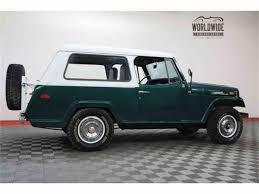willys jeepster commando 1969 jeep commando for sale classiccars com cc 1043297