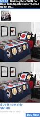 Buy Bedding Sets by Kids At Home Bedding Sets Twin For Boys Kids Sports Quilts Themed