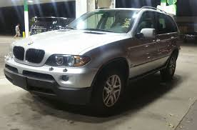 Bmw X5 2005 - 2005 bmw x5 3 0 suv silver with beige 130k miles u2013 used cars suvs