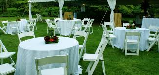 party rentals chairs and tables macomb county party rental tent rentals chairs furniture by