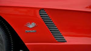 ferrari hood emblem 1962 chevrolet corvette big brake fuelie s91 kissimmee 2018
